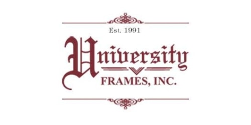 20% Off University Frames Promo Code | University Frames Coupon