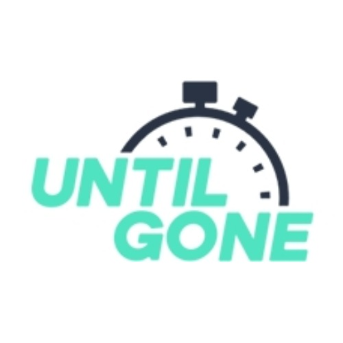 UntilGone coupon