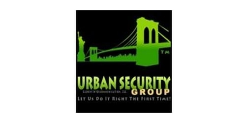 Urban Security Group coupons