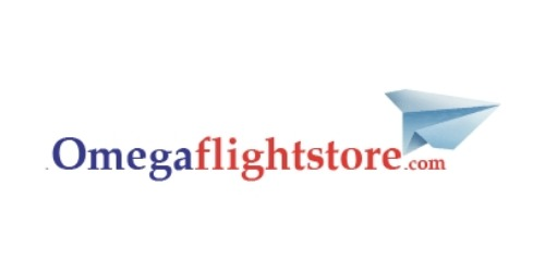 Omegaflightstore.com coupons