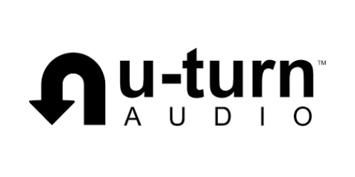 U-Turn Audio coupons