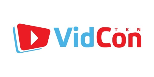 VidCon US coupons