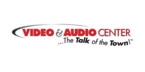 Video & Audio Center coupons