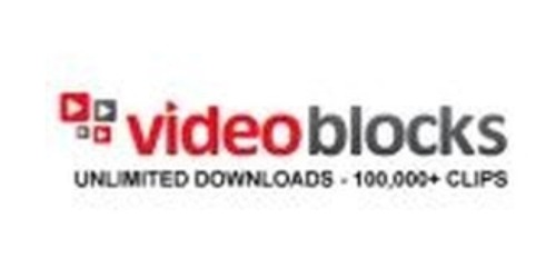 VideoBlocks coupons