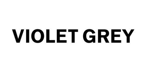 Violet Grey coupon