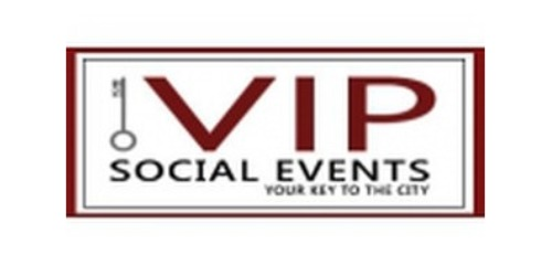 VIP Social Events coupons