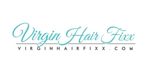 Virgin Hair Fixx coupon