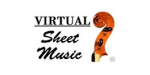 Virtual Sheet Music coupons