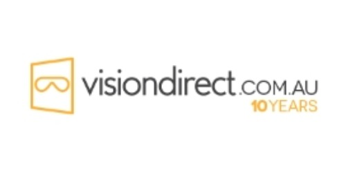 Vision Direct AU coupons
