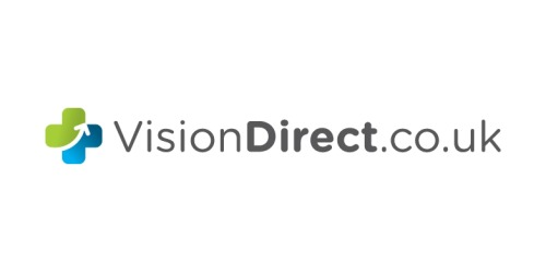 VisionDirect UK coupons