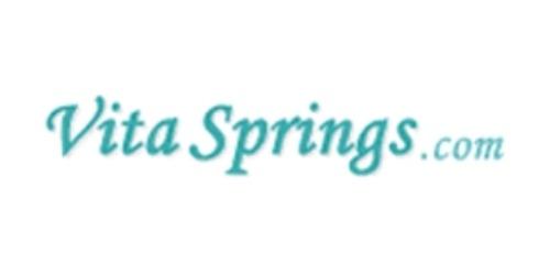 VitaSprings.com coupons