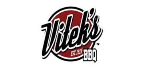 Vitek's BBQ coupons