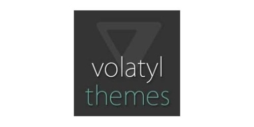 VolatylThemes.com coupons