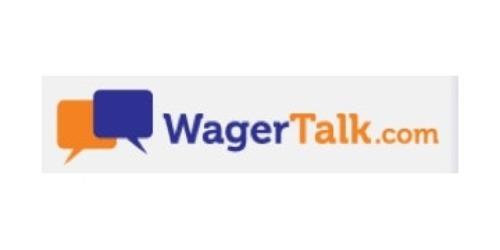 WagerTalk coupon