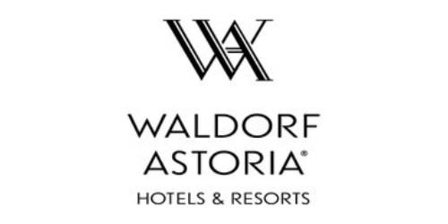 Waldorf Astoria coupons