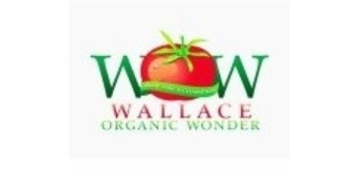 15% Off Wallace Organic Wonder Promo Code (+10 Top Offers) Aug 19