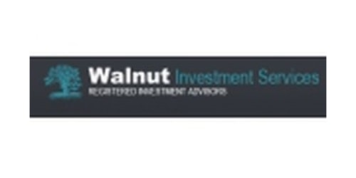 Walnut Investment Services coupons