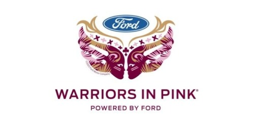 Ford Warriors in Pink coupons