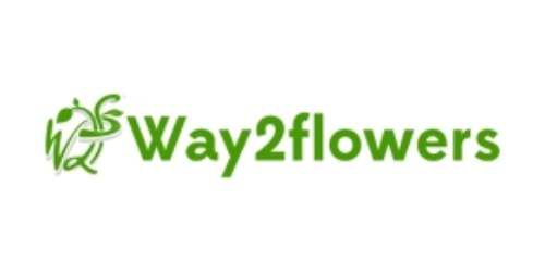 Way2flowers coupons