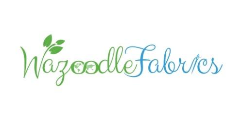 Wazoodle Fabrics coupons