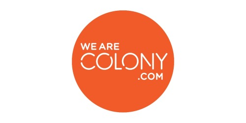 We are Colony coupons
