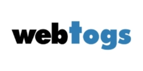WebTogs coupons