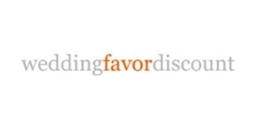 Wedding Favor Discount coupons