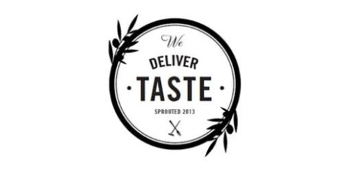We Deliver Taste coupons