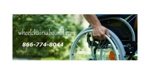 Wheelchairs Abound Store coupons