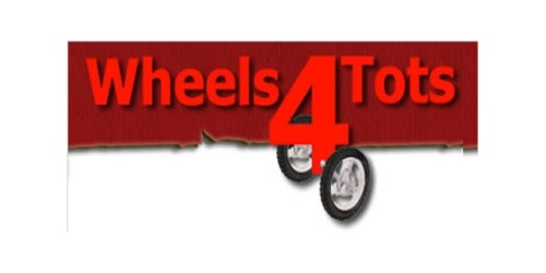 Wheels 4 Tots coupons