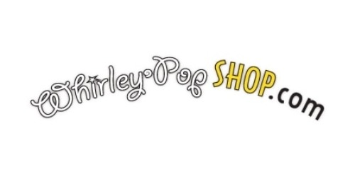 Whirley Pop Shop coupons