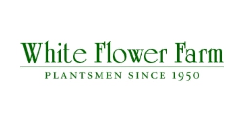 White Flower Farm coupons