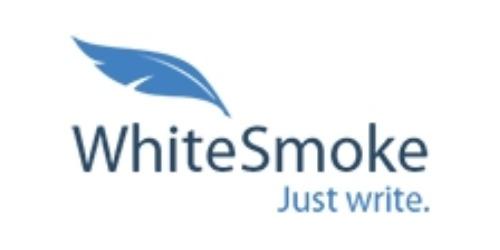 Whitesmoke coupons