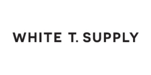 White T Supply coupons