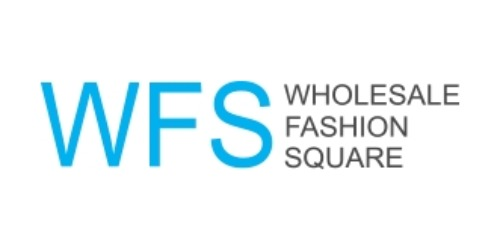 Wholesale Fashion Square coupons