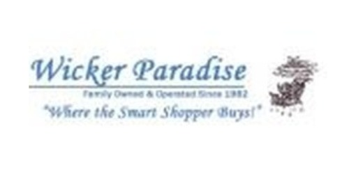 Wicker Paradise coupons