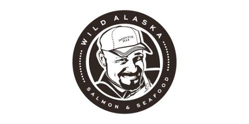 Wild Alaska Salmon & Seafood coupon