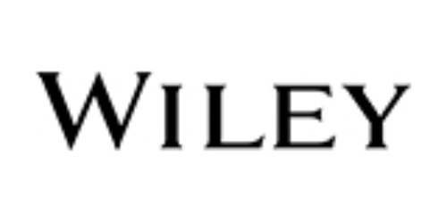 John Wiley and Sons coupon
