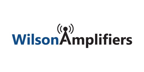 wilson amplifier coupon code