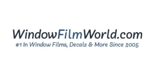 Window Film World coupons