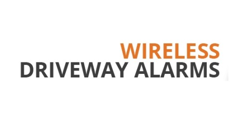 Wireless Driveway Alarms coupons