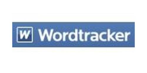 Wordtracker coupons