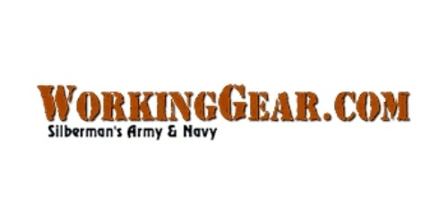 Working Gear coupons