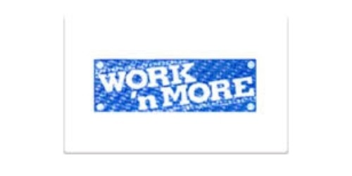 Work �n More coupons