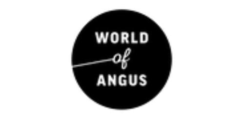 World of Angus coupons