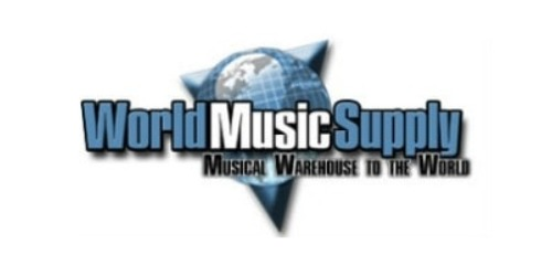 World Music Supply coupons