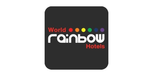 World Rainbow Hotels coupons