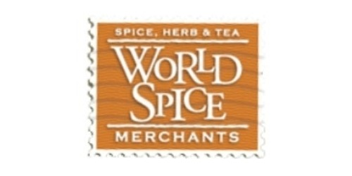 World Spice Merchants coupon