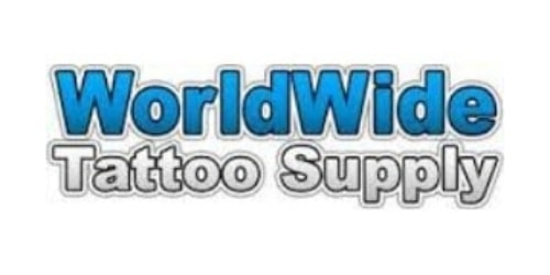 WorldWide Tattoo Supply coupons