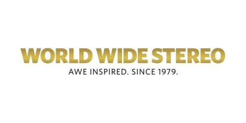 WorldWideStereo coupons